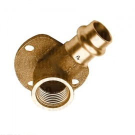 Copper fittings and pipes - Copper fittings for bailing