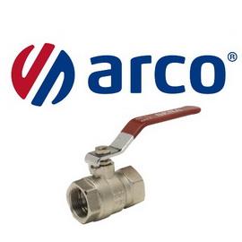 Lodveida ventīļi - ARCO ventiļi