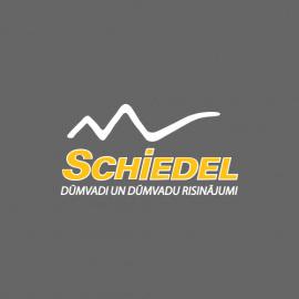 Neizolēti nerūsējošā tērauda skursteņi - Schiedel PPL neizolēti nerūsējošā tērauda skursteņi
