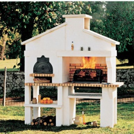 Fireplaces - Outdoor fireplaces