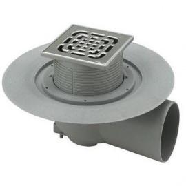 Kanalizāciju sistēmas - Trapi un grīdas noteces