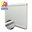 DeLonghi radiatoru augstums 600mm tips 10