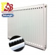 DeLonghi radiatoru augstums 600mm tips 11