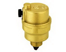 Heating system equipment - Air release valves