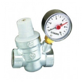 Heating system equipment - Pressure reducers