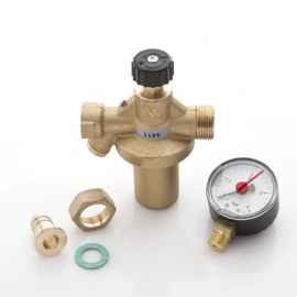 Heating system equipment - Fitting valves