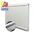 DeLonghi radiatoru augstums 600mm tips 10 KV