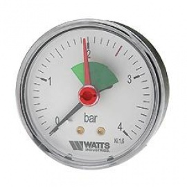 Heating system equipment - Manometers