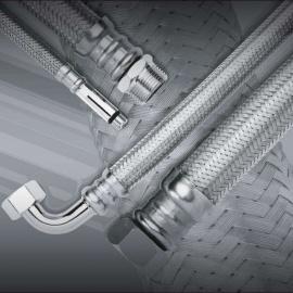 Системы изолированных труб - Гибкие шланги