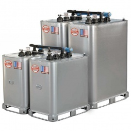 Heating system equipment - Fuel tanks, fittings, filters