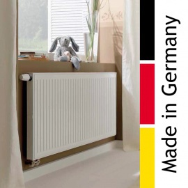 Tērauda radiatori Kermi X2 - Tērauda radiatori Kermi X2 ar apakšas pieslēgumu