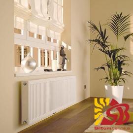 Tērauda radiatori Kermi X2 ar sāna pieslēgumu - KERMI radiatori 22 tips