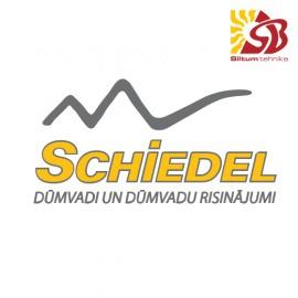 Keramzīta dūmvadi - Schiedel keramzīta dūmvadi