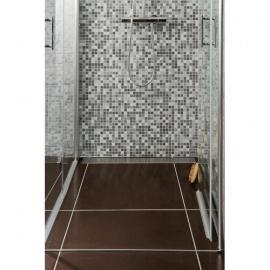 ACO - Līnijveida dušas kanāli ar vertikālo atloku un režģi