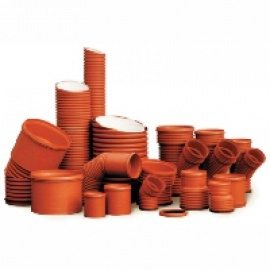 Kanalizāciju sistēmas - Dubultsienu kanalizācija (PipeLife)