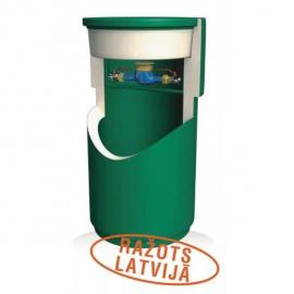 Kanalizāciju sistēmas - Izolētās ūdensmērīšanas akas