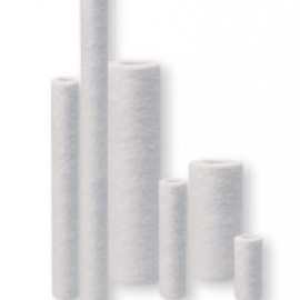Water filtration systems - Filter elements