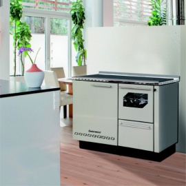 Stoves, central heating stoves - Central heating stoves