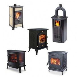 Fireplaces - Fireplace stoves and fireplace inserts