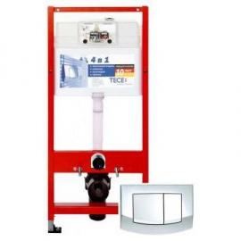 WC, bidet mechanisms -