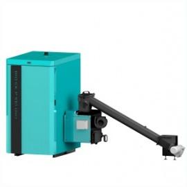 CENTROMETAL  šķeldas un biomasas apkures katli  - Biomasas apkures katli BIO-CK P