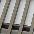 LICON декоративная бронзовая решетка (ширина 200мм)