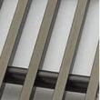 LICON декоративная бронзовая решетка (platums 420mm)