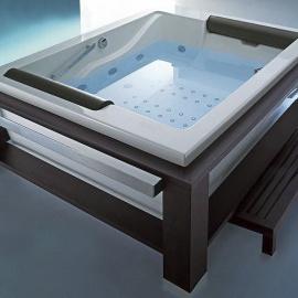 TREESSE vannas - Lielizmēra vannas