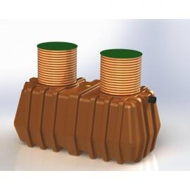Sewerage systems - Sewage treatment plants