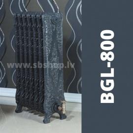 Čuguna radiatora BEIGELAI BGL-800 sekcija