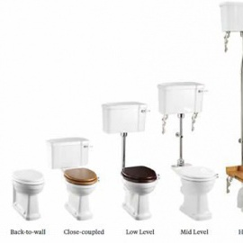 Tualetes podi - BURLINGTON tualetes podi