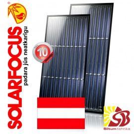 Saules kolektori - SOLARFOCUS Saules kolektori
