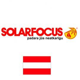 Heating boilers - SOLARFOCUS heating boilers