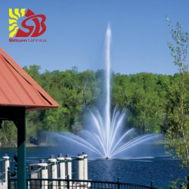 Fountains - JAZZI fountains