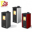 CENTROMETAL fireplaces CentroPelet Z8-Z16 with air heating