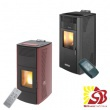 CENTROMETAL pellet fireplaces CentroPelet ZV with central heating
