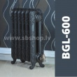 Cast iron radiators BEIGELAI BGL-600