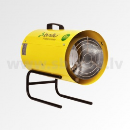 Air heaters - Gas heaters Ballu