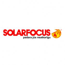Тепловые насосы  - SOLARFOCUS теплонасосы