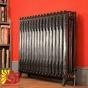 Čuguna radiatori Retro Lux 800/180 (10 sekc ar kājām)