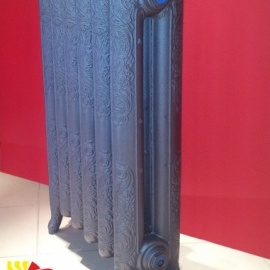 Čuguna radiatori Nostalgia 600/180 (6 sekc ar kājām)