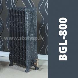 Čuguna radiatori BEIGELA BGL-800 (10 sekc.)