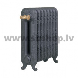 Čuguna radiatora BEIGELAI BGL-600 kāja