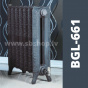 Čuguna radiatori BEIGELAI BGL-661 (10sekc.)
