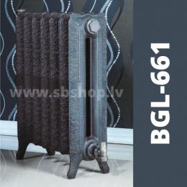 Čuguna radiatora BEIGELAI BGL-661 sekcija