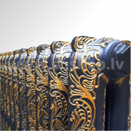 Čuguna radiators BEIGELAI BGL-661 (12sekc.) GOLD