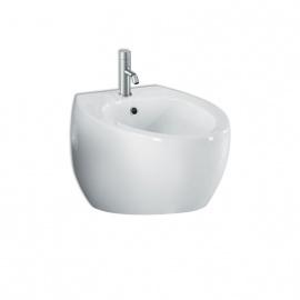WC bidē OVAL piekarams, balts