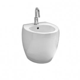 WC bidē OVAL balts