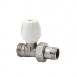 ICMA radiatoru ventiļi taisns 1/2 kompresijas IC