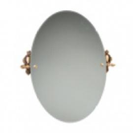 Spogulis ovāls IMPERO misiņa  197.61